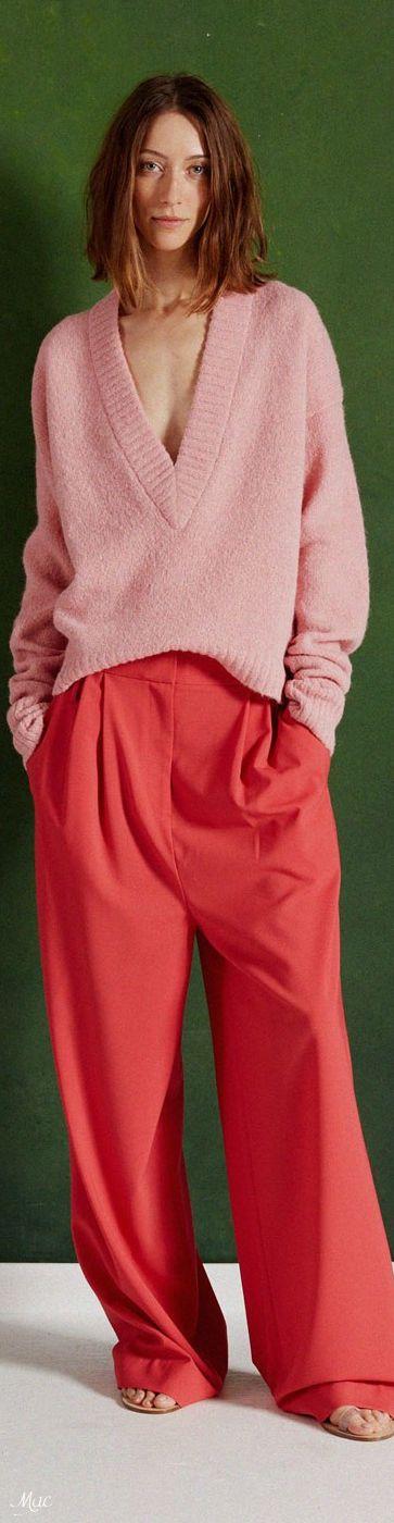 Pre-Fall 2018 Tibi | Women's Fashion | Mom Fashion | Mom Style