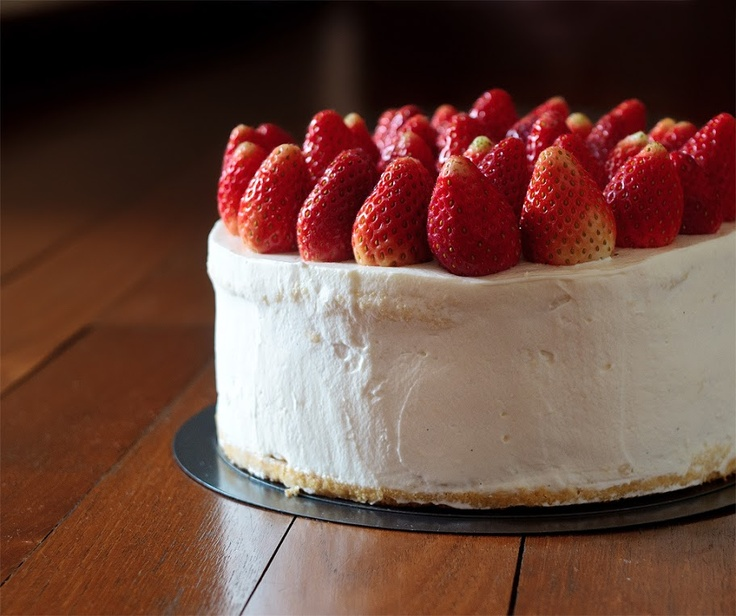 Strawberry Souffle | souffle | Pinterest