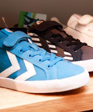 Coole OLD SKOOL sneakers van Hummel Kids