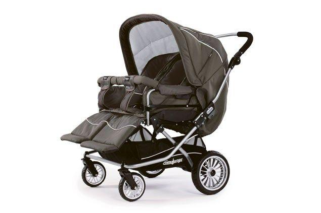 Pram Stroller Emmaljunga Twin Nitro Baby Prams Pram