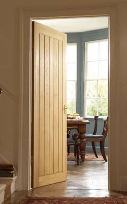 Howdens Oak Doors