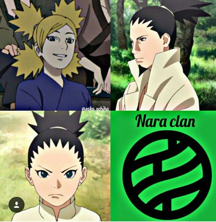 Clan Naruto Nara