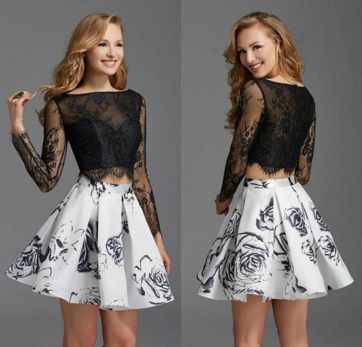 Fashion articles about dresses with sleeves