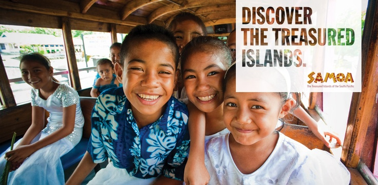 Welcome to Samoa: Samoa Tourism Authority