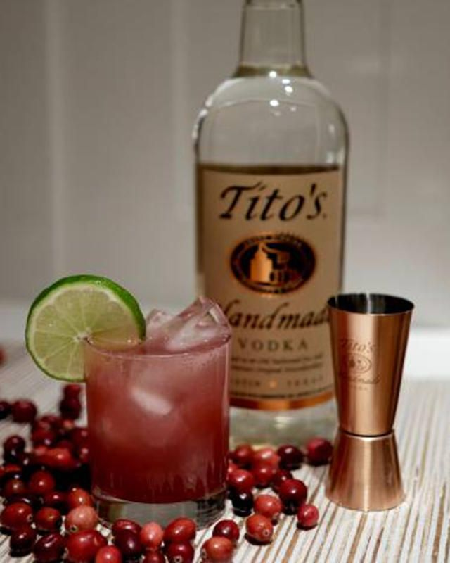 Cocktail Recipes From Tito's Vodka We're Totally Thankful For | TheNest.com