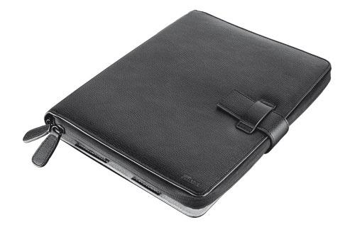 Trust.com - Izar Organiser folio for iPad
