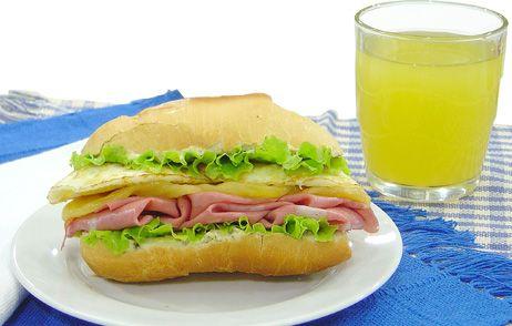 Misto Quente Sanduiche!