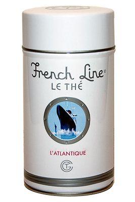 Dammann Freres French Line L'Atlantique