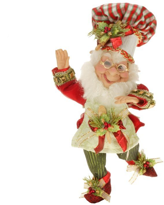 Baker Elf By Mark Roberts We Have A Large Selection Of