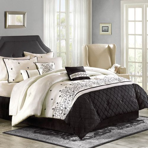 Better Home And Gardens Regent 7 Piece Bedding Comforter