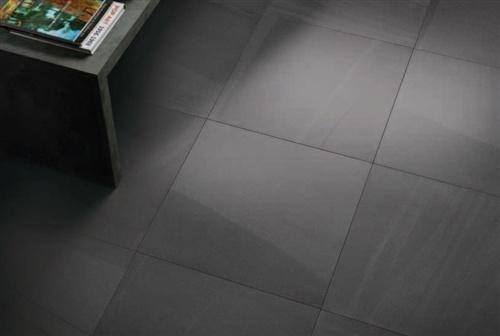 Caesar Ceramics Flow Black Coal Porcelain Tile 24x24 Mosaic Tile Amp Stone Black Is Back