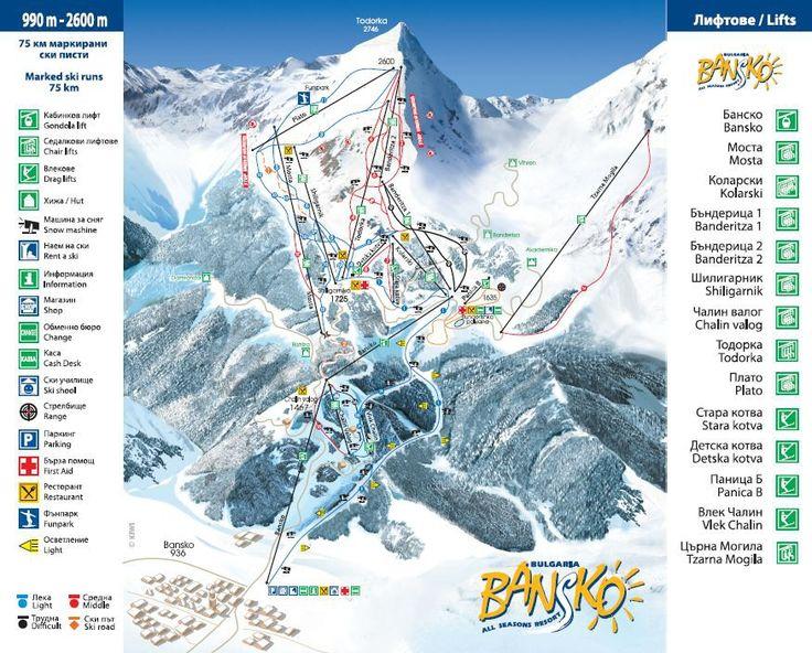 Where to Ski & Snowboard 2014 free