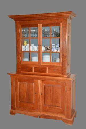 Stepback Cabinet