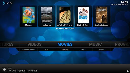 Kodi Krypton v17.0-RC1 full free   Kodi Krypton v17.0-RC1Requirements:5.0Overview:Kodi media center formally known as XBMC Media Center is an award-winning free and open source cross-platform software media player and entertainment hub for digital media for HTPCs (Home theater PCs).  It uses a 10-foot user interface designed to be a media player for the living-room using a remote control as the primary input device. Its graphical user interface (GUI) allows the user to easily browse and view…