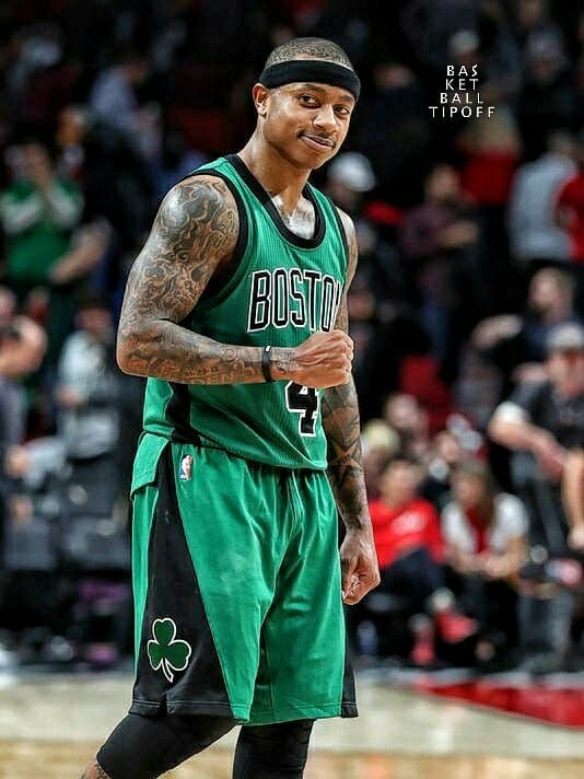 What if Isaiah Thomas still works for the Boston Celtics and was traded to  sabotage LeBron ed6f1b0b8