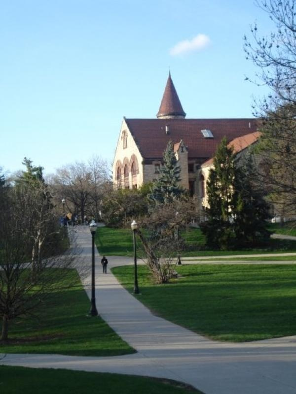 Ohio State University-Spring: Favorite Places, State University Spring, Special Places, U.S. States, Ohio State
