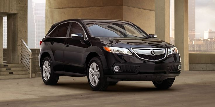 Rdx With Technology Package In Crystal Black Pearl Acura Rdx Acura Mdx Acura