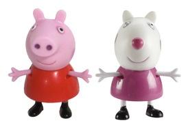 Peppa Pig 2pk Figurine: Peppa and Suzy Sheep