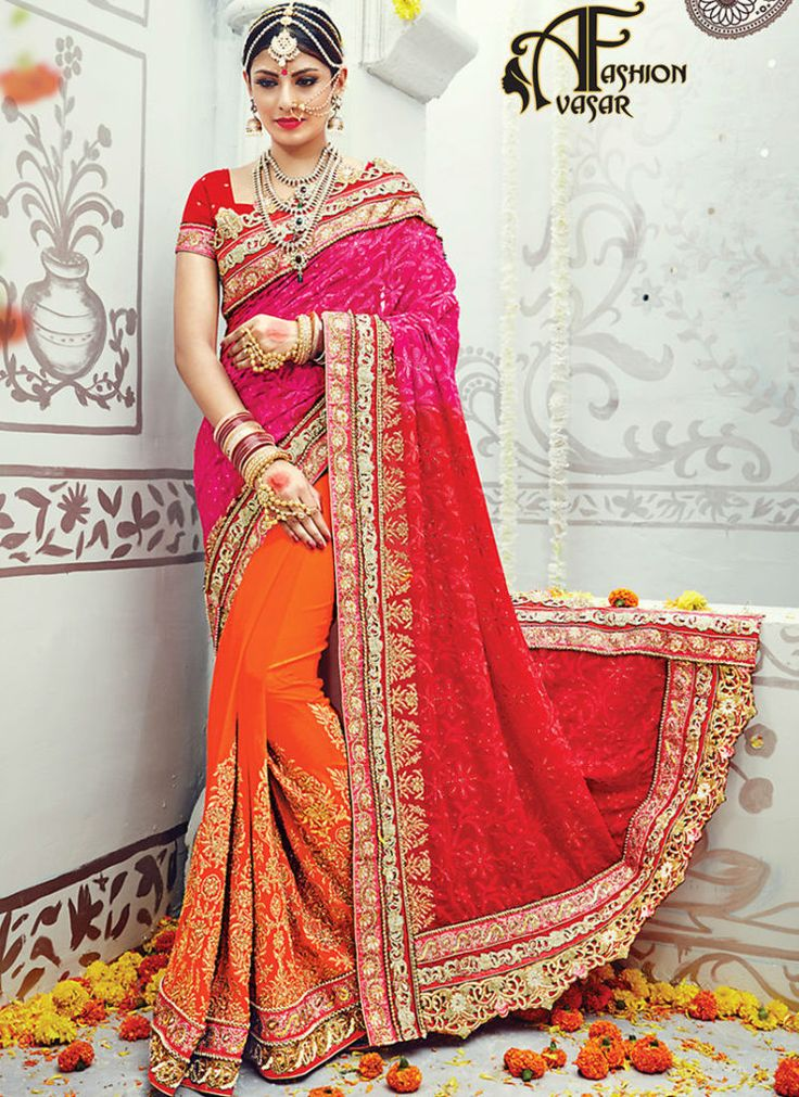 Best Bridal Sarees Online Shopping