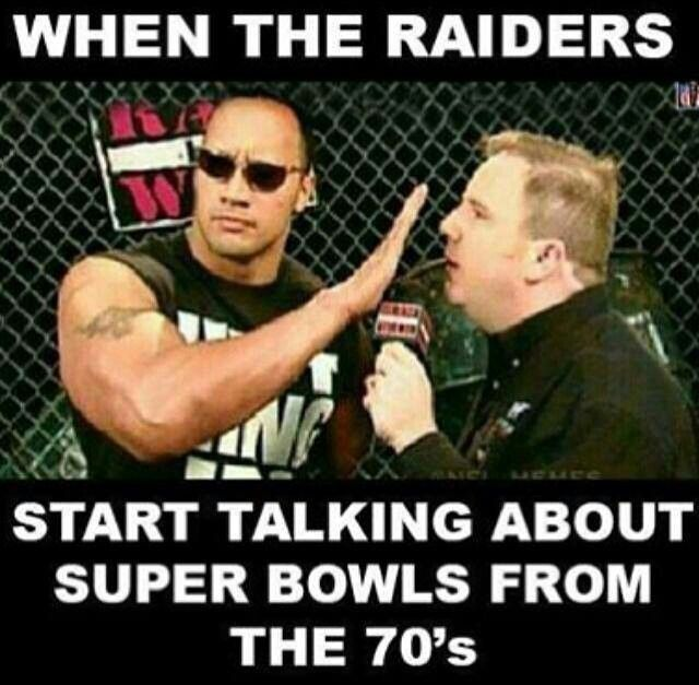 Funny Memes For Raiders : Football humor chargers pinterest