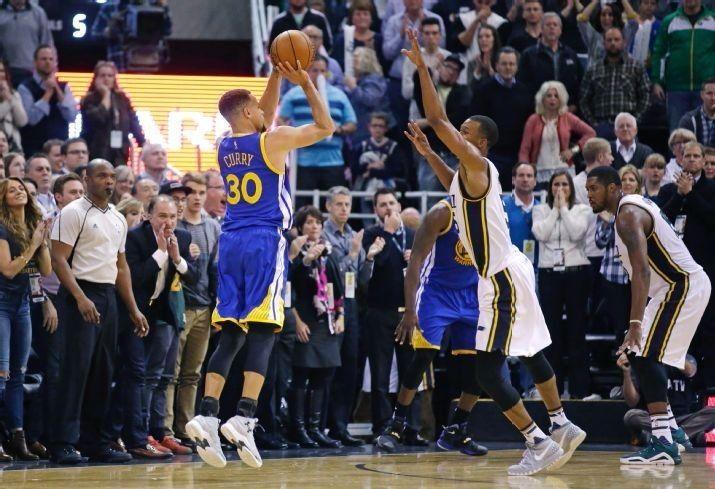Stephen Curry - season 2015/16