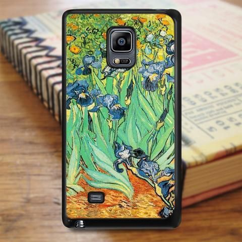 Irises By Van Gogh Samsung Galaxy Note 5 Case