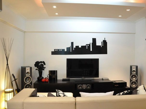 Decoracion Para Sala De Tv ~  de tv on Pinterest  Modern wall units, Modern tv wall units and
