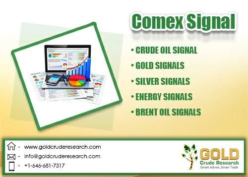 Comex signals are efficient in commodity trading and selling. Comex market is a world platform where traders & investors to maximize the capital. In comex market that you can trade in GOLD, SILVER, NYMEX CRUDE OIL, BRENT CRUDE and COPPER.