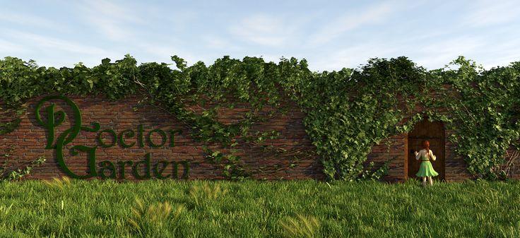 Doctor Garden Landscape design studio | Dr. Garden project