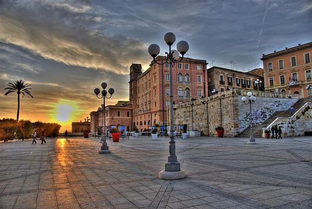 Cagliari, Sardegna- my boyfriends hometown :)