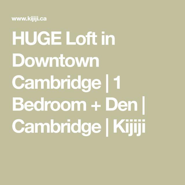 HUGE Loft In Downtown Cambridge