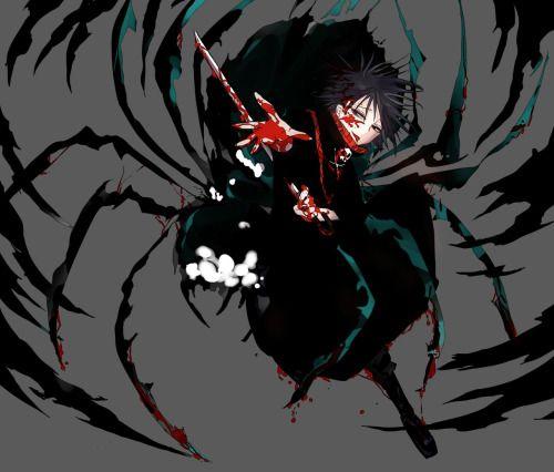 Feitan Hunter x hunter, Character, Darth vader