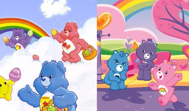 Kids' Cartoon Character Transformations at WomansDay.com