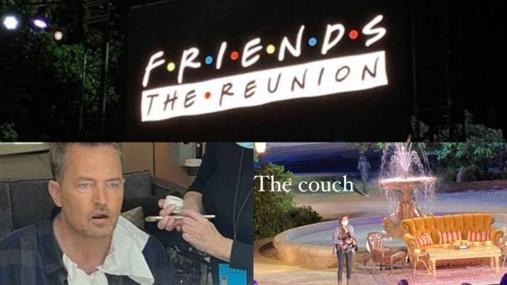 Bts Pics From Friends Reunion Special Episode Go Viral Elated Fans Say It S Finally Happening In 2021 Hd Movies Netflix Movies Free Movies