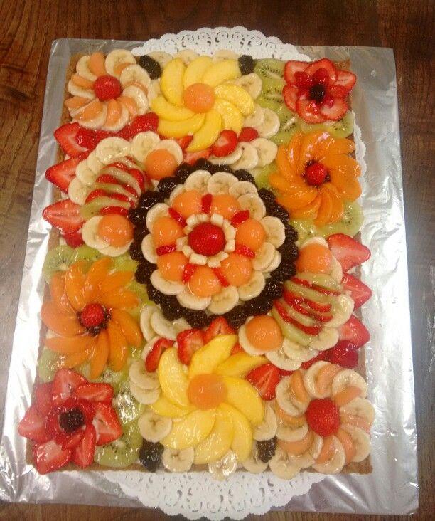 Crostata di frutta!*