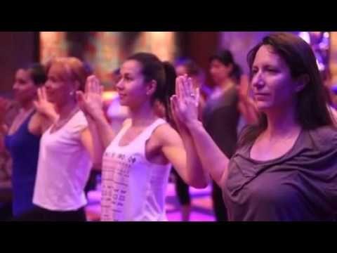 Yoga Class & Healthy Brunch - Buddha Bar x MeetMeOut - YouTube
