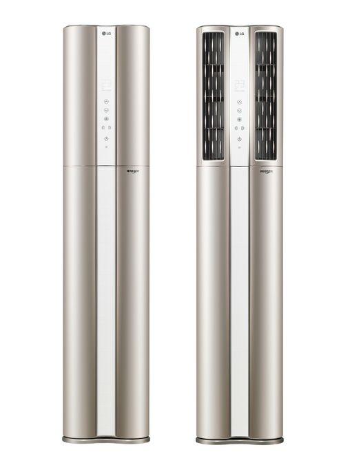 2015 Good Design Award Winner LG Whisen 'Dual' Air-conditioner