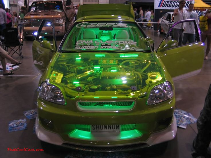 sweet car looks completely electrified and very awesome
