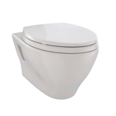 Toto Aquia® Wall-Hung 0.9 GPF Elongated Toilet Bowl