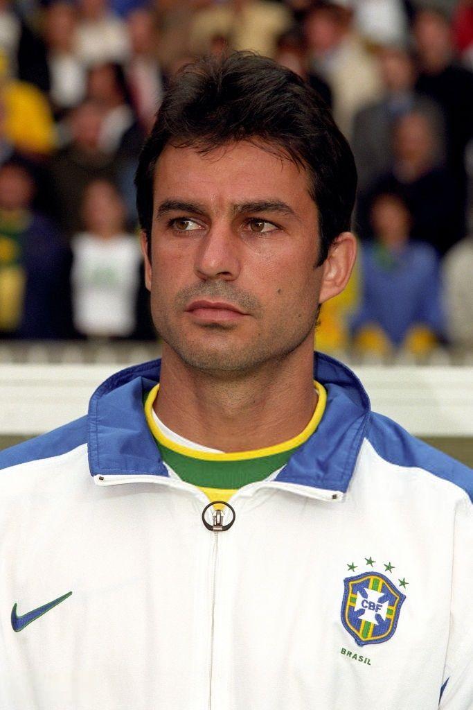 Andre Cruz Brazil June 27 1998 Selecao Brasileira De Futebol Selecao Brasileira Lendas Do Futebol
