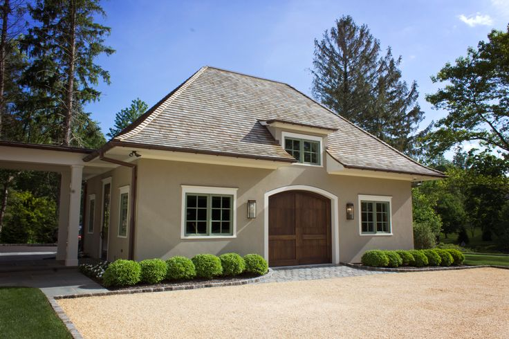 Modern French Country Exterior Modern French Country In