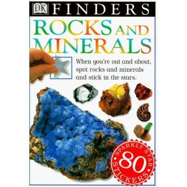 DK Finders: Rocks & Minerals