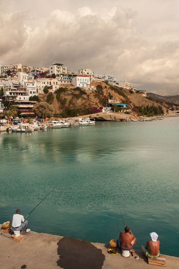 Agia Galini, Crete, Greece