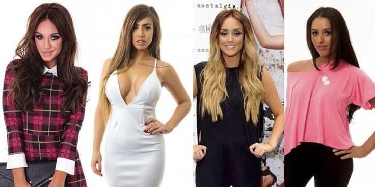 Which Geordie Shore girl are you ? -Sugarscape.com