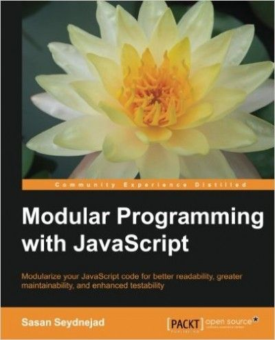 Modular Programming with JavaScript Pdf Download