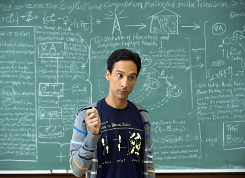 Abed, Community