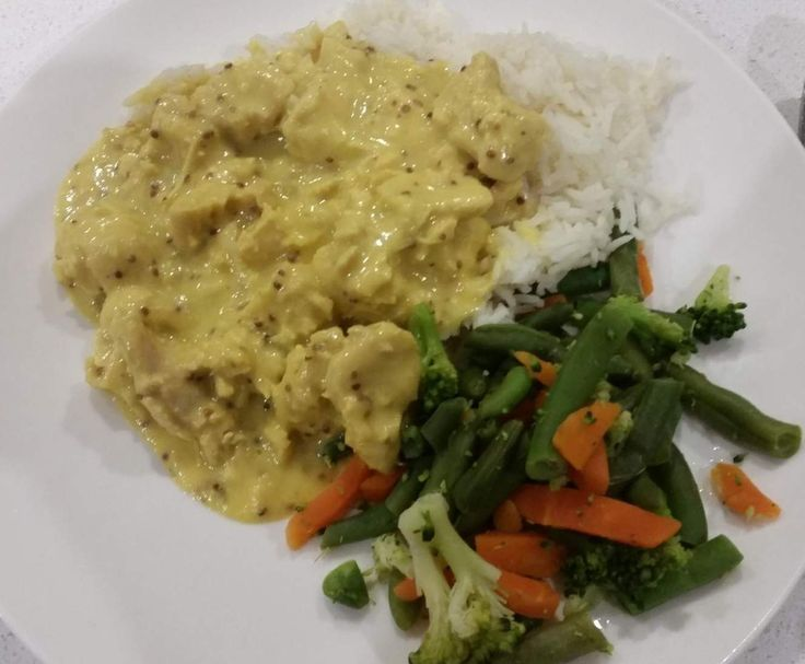 Recipe Honey Mustard Chicken by ms.stevie - Recipe of category Main dishes - meat