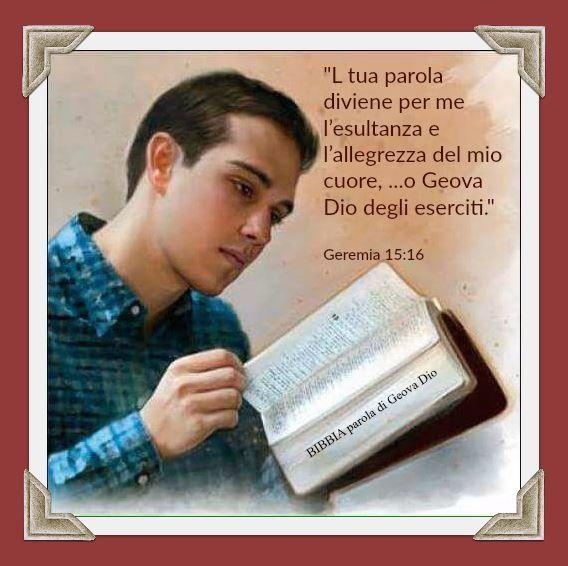 Bibbia lettura
