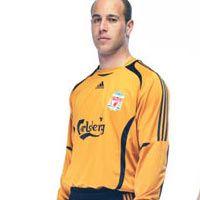 Adidas Liverpool Home Goalkeeper Shirt 2006/08 - Kids. Liverpool Home Goalkeeper Shirt 2006/08 - Kids. http://www.comparestoreprices.co.uk/sportswear/adidas-liverpool-home-goalkeeper-shirt-2006-08--kids-.asp