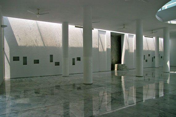 contemporary mosque bangladesh